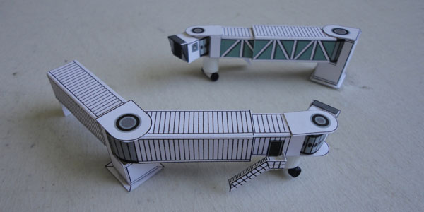 Model Airport Jetways 1