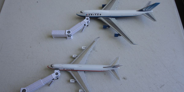 Model Airpot Jetways 2