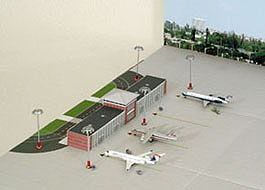 Model Airport Bonus Area #1, Option #3