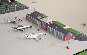 Model Airport Bonus Area #2, Option #5
