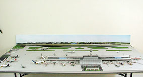 Model Airport Background #5