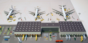 paper model airport terminal Best stock graphics, design templates, vectors, photoshop templates, textures & 3d models from creative professional designers create airport terminal papercraft.