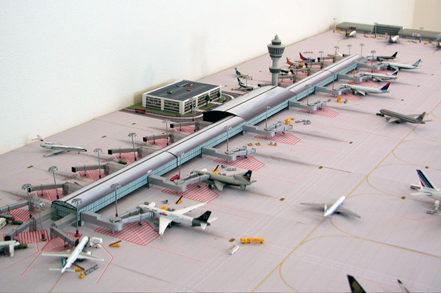 Airport Diorama Designs - Your source for 1:400 and 1:500