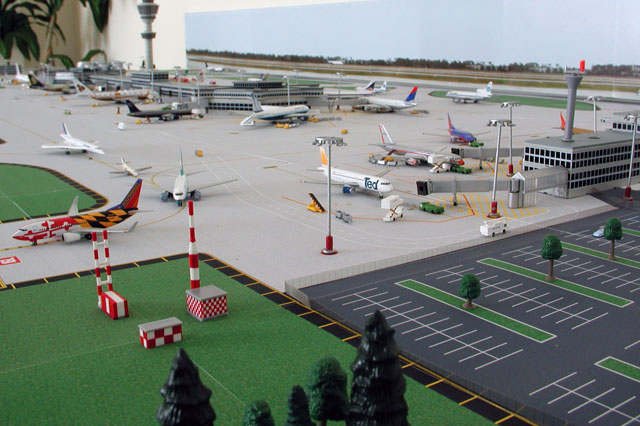 Airport Diorama Designs - Your source for 1:400 and 1:500 Model